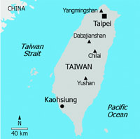 Taiwan now offers more than 4,400 free public hotspots.