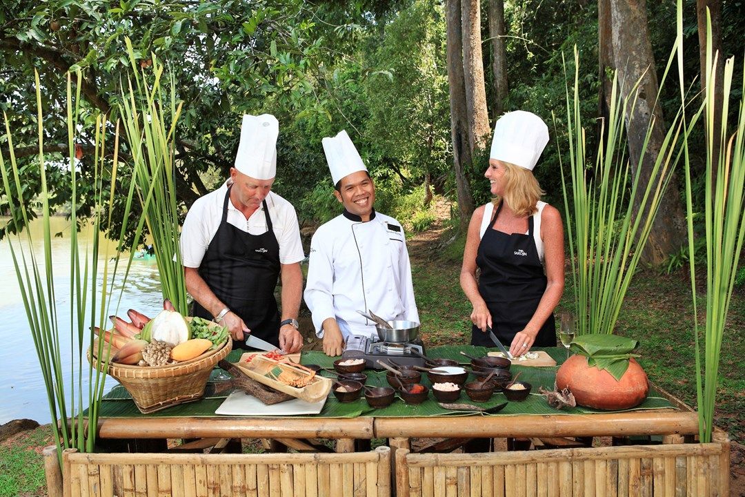 Cooking classes with local chefs promote the economy and give travelers an authentic experience.