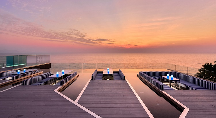 The jetty at Veranda Pattaya.