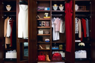 The wardrobe will include pieces curated by stylists from Upper East Side's FiveStory boutique.