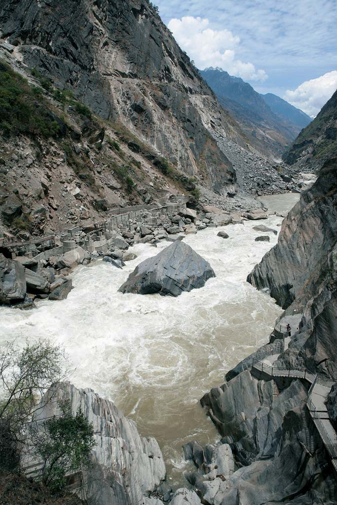 Tiger Leaping Gorge.