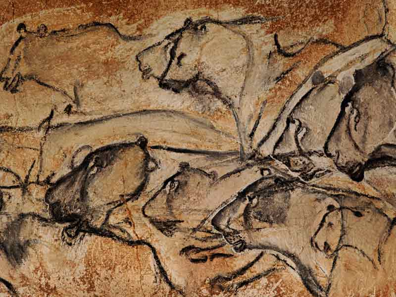More than 1,000 images of prehistoric art have been inventoried on the walls of France's Grotte Chauvet-Pont d'Arc limestone cave.