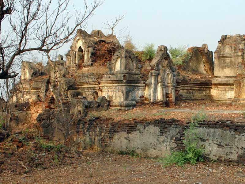 In the Irrawaddy River Basin, the brick remains of three ancient cities comprise Myanmar's first UNESCO World Heritage Site.