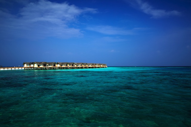Located on Raa Atoll, Loana Resort is the northernmost frontier of the Maldives.