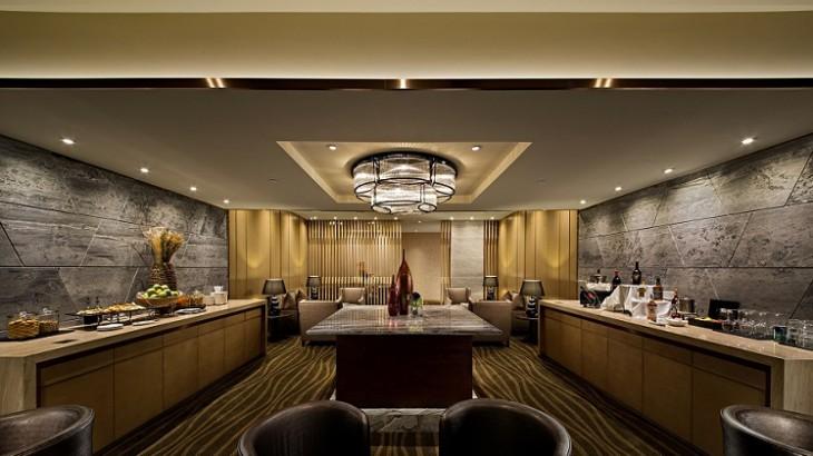 Macau International Airport VIP Room