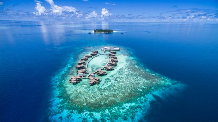 Raffles Makes its Maldives Debut with 38-Villa Resort
