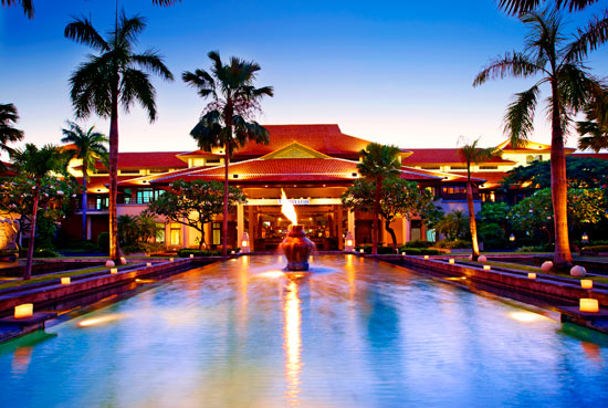 The Westin Resort Nusa Dua has created special dining programs for Christmas and New Year's Eve.