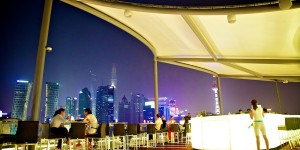 Top 5 Rooftop Bars in Shanghai
