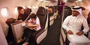 Qatar Airways Begins All First Class Flights to Jeddah