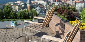 Top Views at this New Rooftop Garden in Istanbul