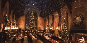 A Christmas Dinner at Hogwarts