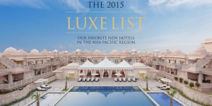 The Luxe List 2015