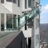 A Glass Slide Opens 1,000 Feet Above Los Angeles