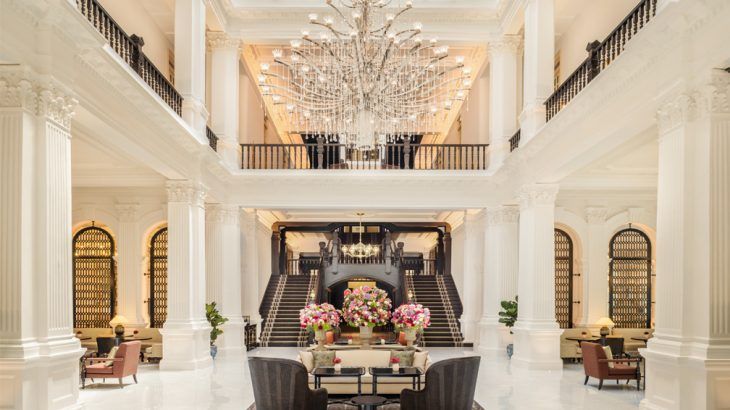 Fresh New Look: Raffles Hotel Singapore Reopens