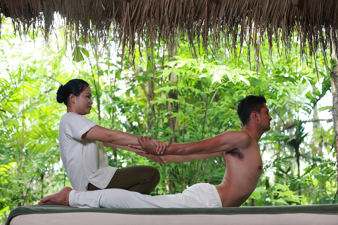 Yoga retreats in Thailand are on offer.